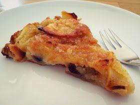 Glücksstücke: Toskanischer Apfelkuchen