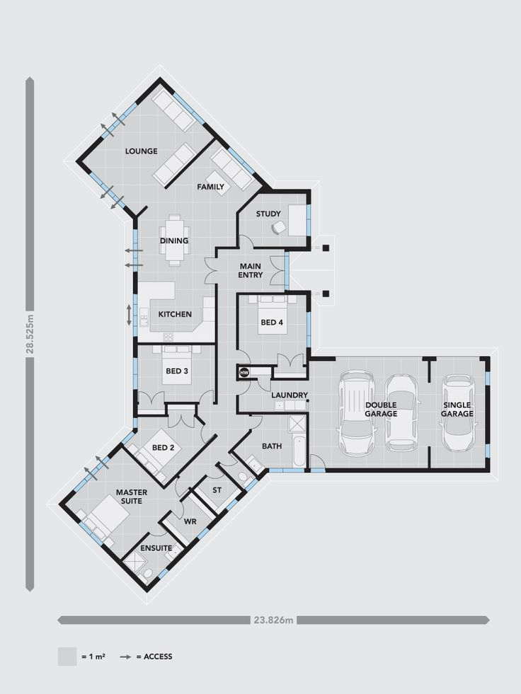 Platinum Series House Plans | Platinum Homes New Zealand