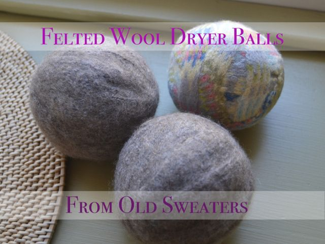140 best images about Projects to Try on Pinterest Wool dryer balls, Sewing...