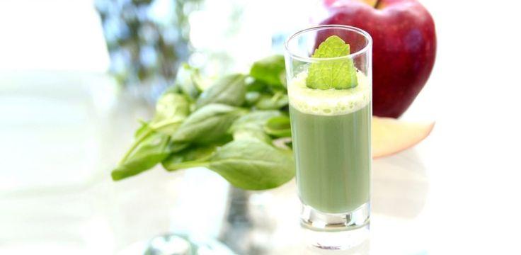 Een dagelijks groente en fruit 'bommetje'