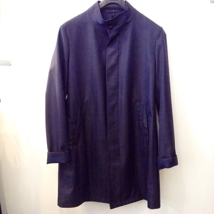 MEN'S Georgio Armani indigo color wool/silk spring coat. Great condition.  Made in Italy.  Please call (949) 715-0004 for all inquiries.   #havoccoture #couture #designer #consignment #luxuryconsignment #lagunabeach #fashion #style #luxury #stylish #luxuryshopping #shoes #heels #outfit #purse #handbag #jewelry #shopping #glam #readytowear #georgioarmani #OC #orangecounty #LA #losangeles #mensfashion