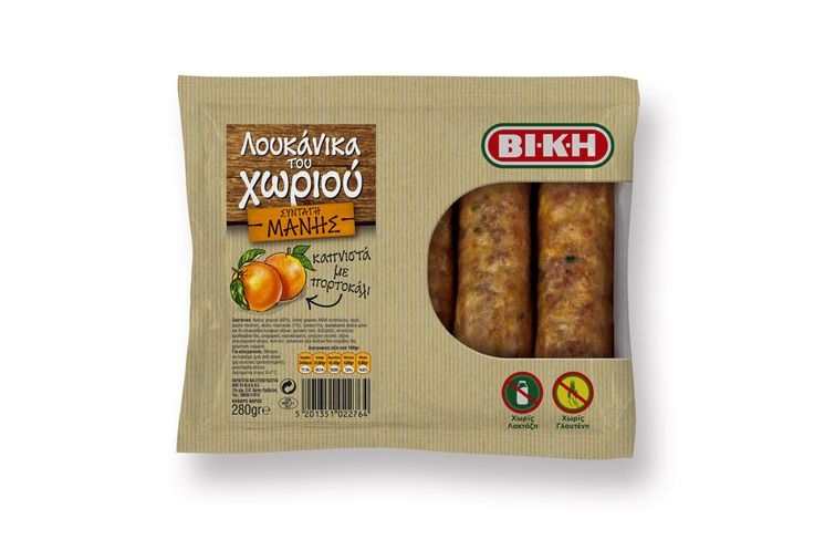 VI.K.I. Sausages Packaging Manis Recipe