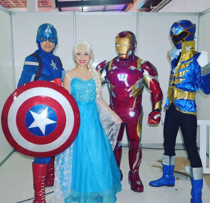 #elsa #frozen #ironman #powerrangers #capitainamerica #disney #princesa #disneyprincess #marvel #singer #hair #costume #fantasia #cosplay #girl #Brazil #Brasil #photography #photooftheday #makeup #model #love #bluedress #blondehair http://misstagram.com/ipost/1556295469700626470/?code=BWZEnvtDjgm