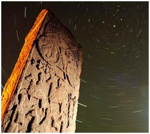Aberlemno Pictish Stone, gorgeous shot