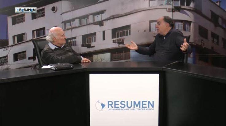 Resumen Latinoamericano Tv: Propuestas contra el pago de la deuda del Bono a 100 años