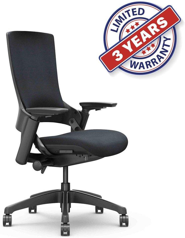 Clatina ergonomic high swivel executive chair with