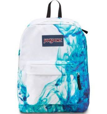 - 600 Denier polyester provides durability. - Ergonomic S-curve EVA shoulder straps. - Multi color throughout. - Cushioned straps provides comfort for shoulders. - 2 main compartments allows for easy