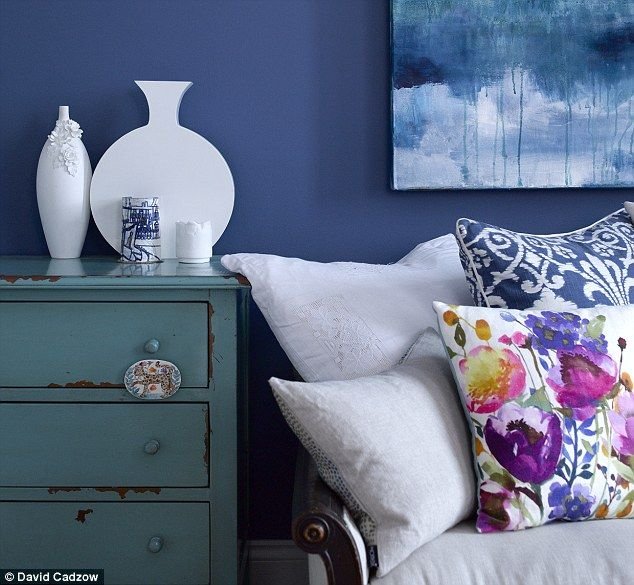 Pitch Blue Farrow And Ball Google Search Living Rooms