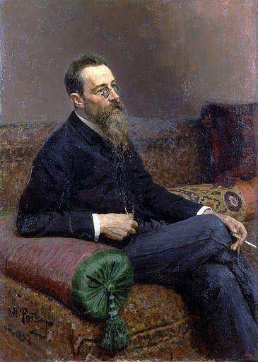 Ο συνθέτης Κόρσακοφ