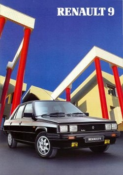 Renault 9 Turbo, yes I know it's not a 5 but it's the same engine and box