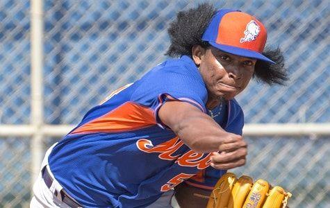 Sancionado el 12 de febrero, el ex taponero de los Mets de Nueva York habló el viernes en la oficina de uno de sus nuevos abogados, d