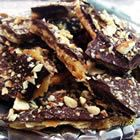 Popularity Cookies Recipe - These are a 5-ingredient cookie that taste like Almond Roca. They are made with saltines!