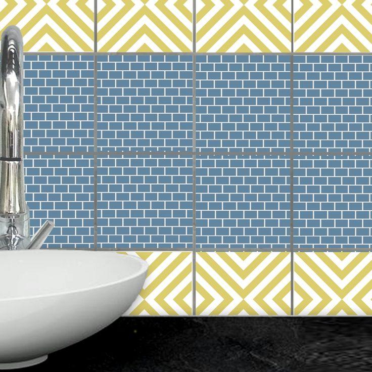 17 Terbaik ide tentang Alte Fliesen di Pinterest Badezimmer - fliesenmuster für badezimmer
