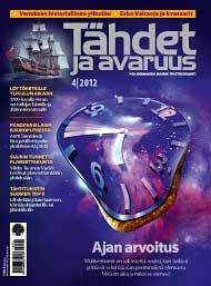 Kesäkuussa 2012 Entressen kirjastossa esitellään tiede- ja tekniikkalehtiä.