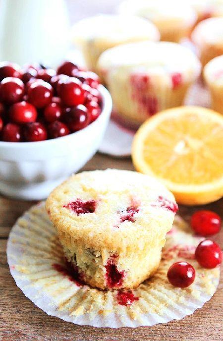 Low FODMAP Recipe and Gluten Free Recipe - Cranberry orange muffins   http://www.ibs-health.com/low_fodmap_cranberry_orange_muffins.html