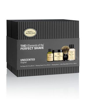 The Art of Shaving Full Size Kit: My hubby LOVES shaving with a straight razor! He has this kit and loves it!