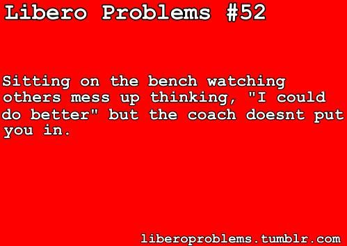 Short, fast, low to the ground. Liberos are under appreciated members of volleyball teams and we...
