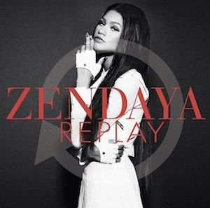 Zendaya ~ Replay Cover Art