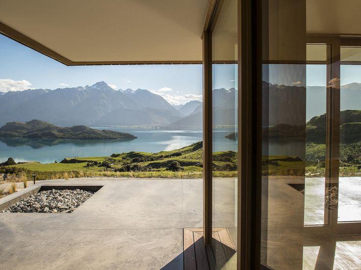 Aro Hā Wellness Retreat, Lake Wakatipu, New Zealand
