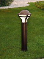 Lampada illuminazione da giardino in ottone art. AB-021