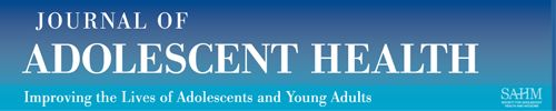 Journal of Adolescent Health - Article on Effect of Medical Marijuana Legislation on Adolescent Marijuana Use