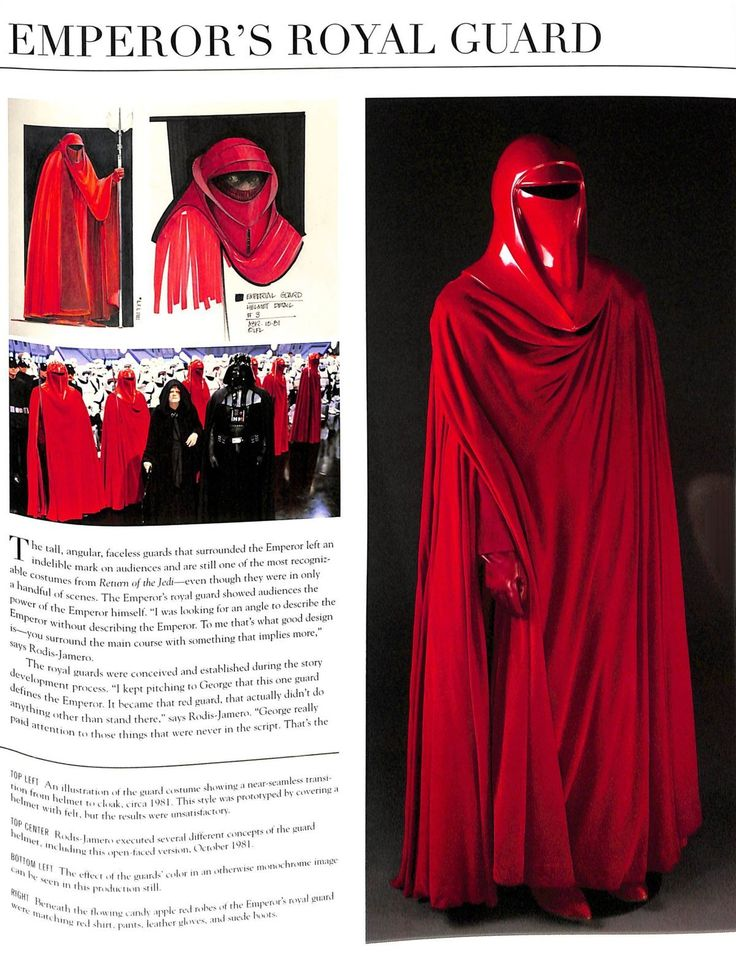 The best thing about Star Wars is the costumes Star Wars Costumes by Brandon Alinger Chronicle Books 2014, 232 pages, 9.5 x 13 x 1 inches $38 Buy a copy on Amazon Science fiction movies usually fail when it comes to costumes. The outfits worn by...
