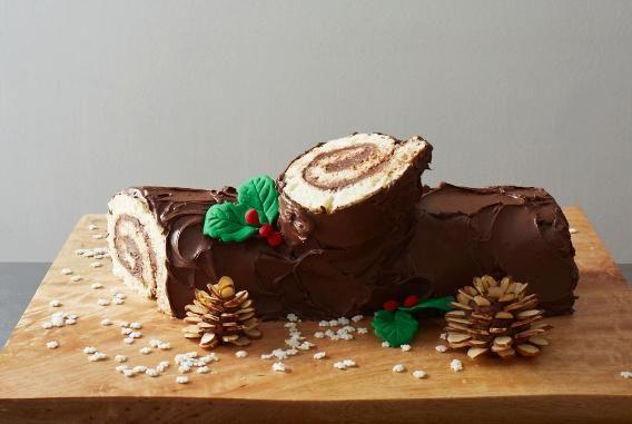 Make Your Own Bûche de Noël | Bûche de Noël