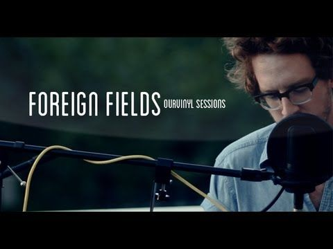 "Foreign Fields, ""Names & Races""  first heard this the morning that my sister died."