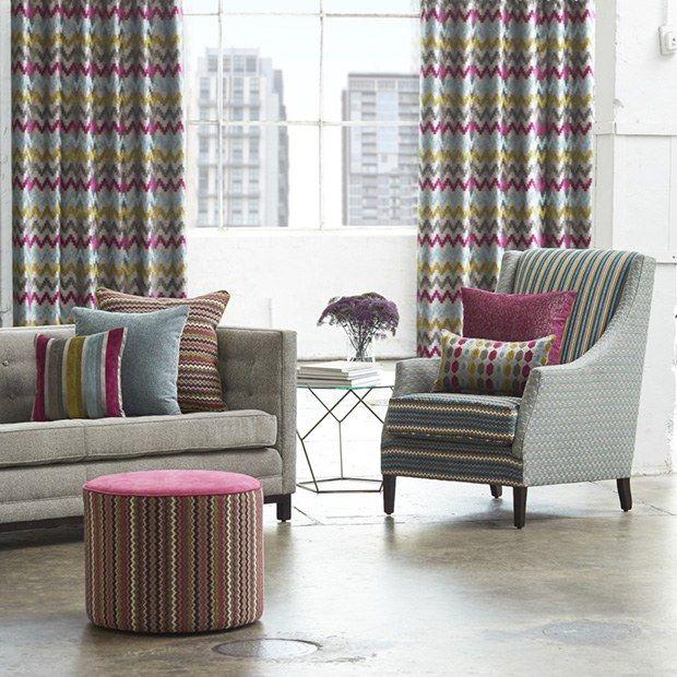 Warwick Fabrics: SHOREDITCH