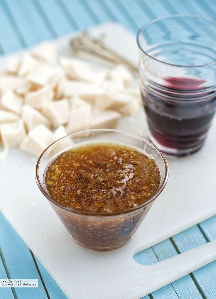 El pepino es un ingrediente que no suelo utilizar mucho en la cocina, pero reconozco que esta receta de mermelada de pepino a la vainilla ha sido u...
