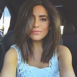 Cute Medium Length Hairstyles layered haircuts medium length hair side bangs cute medium hairstyle hair on pinterest wavy bob haircuts 50 Cute Easy Hairstyles For Medium Length Hair