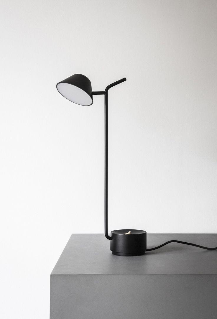 Peek Table Lamp (2015) – Jonas Wagell Design & Architecture