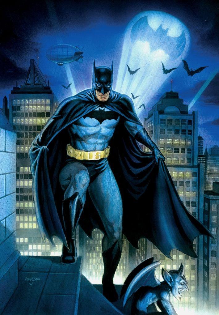 The Many Faces of Batman: The Best Batman Fan Art