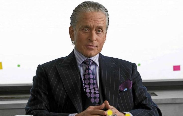 Although his mother had an Anglican upbringing, Michael Douglas always identified as a secular Jew, ... - Twentieth Century Fox