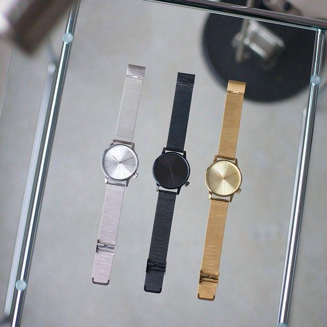 Nová kolekce hodinek KOMONO je tu! Co říkáte na model Winston Royale?? Najdete na 24Time.cz! http://www.24time.cz/hodinky/komono/