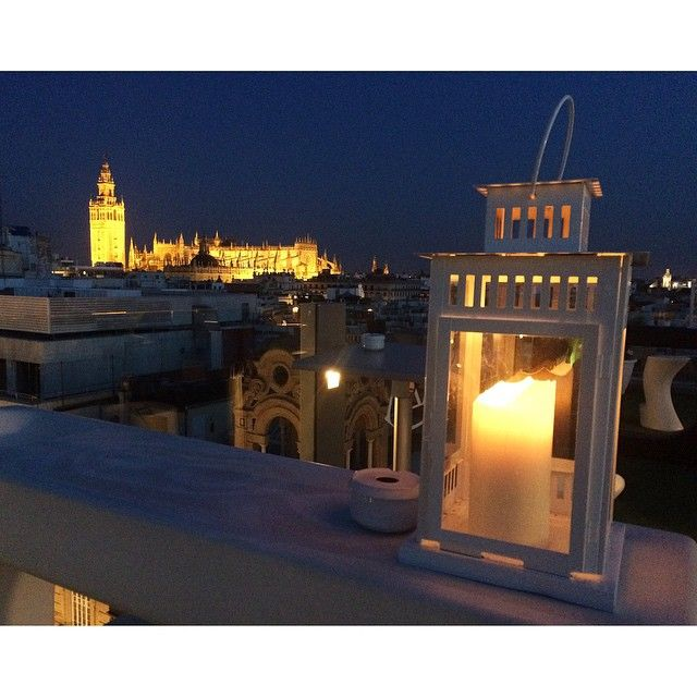 Not bad for a midweek evening | Seville