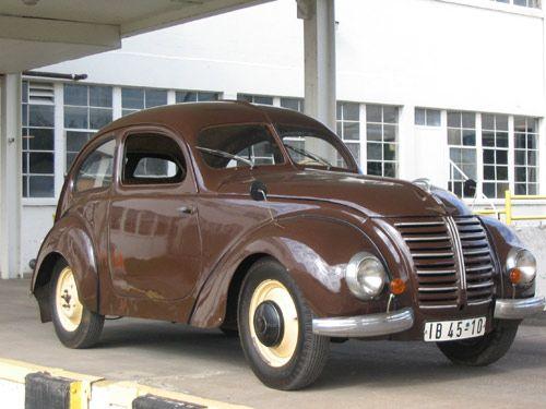 1939 Hanomag 1.3 Liter Saloon