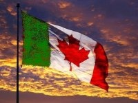 Very proud of my Italian-Canadian heritage!