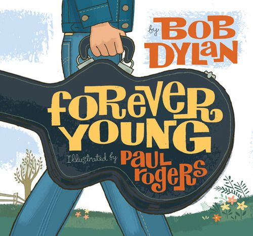 "Bob Dylan's ""Forever Young,"" Released on This Day in 1974, Illustrated 