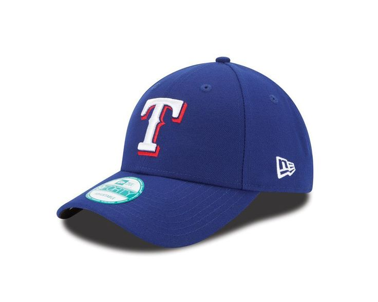 Texas Rangers New Era Hat League 9FORTY Cap
