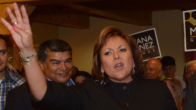 New Mexico Gov. Susana Martinez Wins Big. Is She the GOP's Top Pick for Veep? | Mother Jones