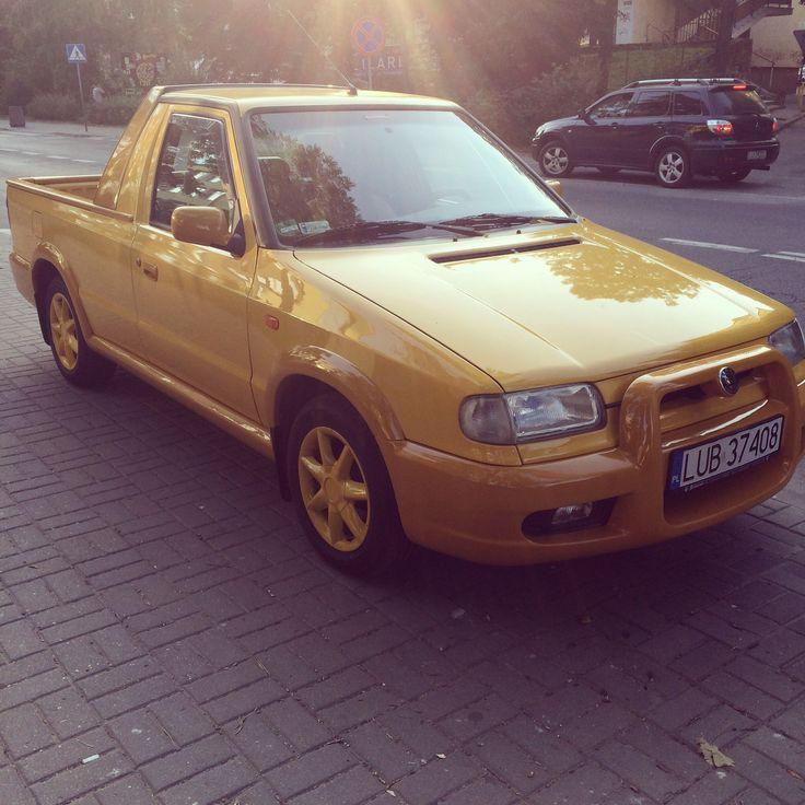Škoda Felicia Pickup, Lublin