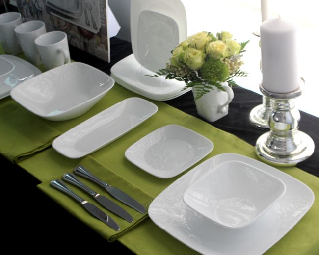 Round or square dishes - which would you choose & 27 best Corelle Dishes images on Pinterest | Corelle dishes Dish ...