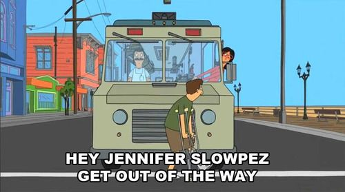 Bob's Burgers. Man. I really need to watch this more.