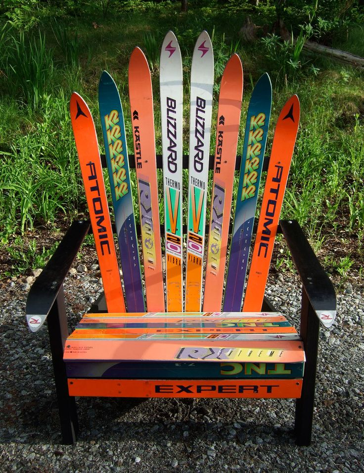 21 best the quot original quot by adirondack ski chairs of lake placid images on pinterest