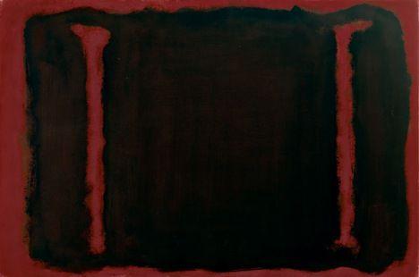 Mark Rothko Untitled 1958–9 National Gallery of Art, Washington