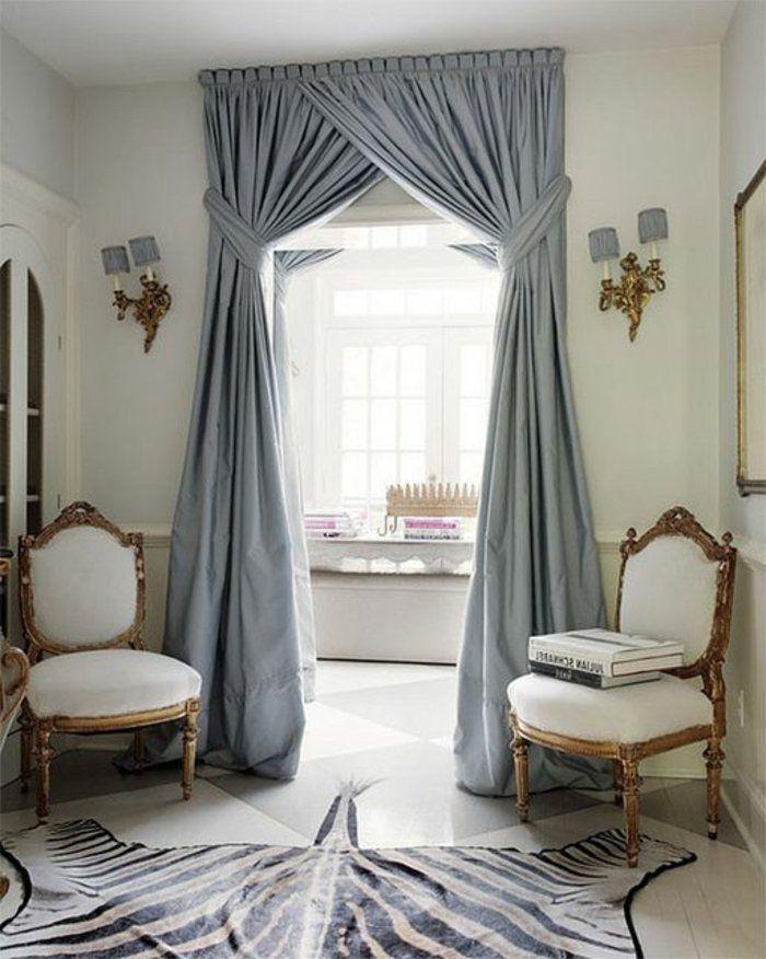 les 25 meilleures id es concernant rideaux ikea sur pinterest rideaux faits maison rideaux de. Black Bedroom Furniture Sets. Home Design Ideas