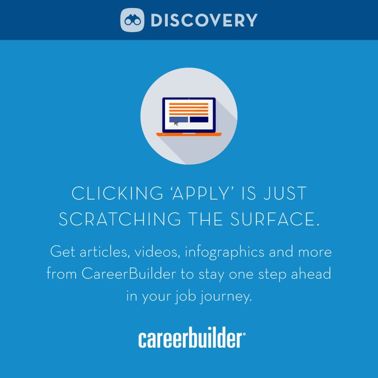 117 best images about Job Search 101 on Pinterest Job search - careerbuilder resume search