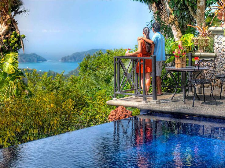 This four-star luxury hotel in Costa Rica is the perfect place for an unbelievably romantic couples' retreat. The Destination Costa Rica's Central Pacific coast whips up lively swells and consistent beach br...