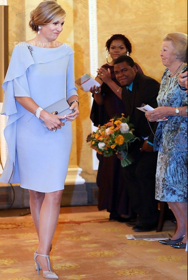 Maxima 2018 Queen Maxima In 2019 Fashion Dresses